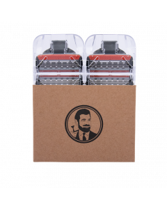 The Six Head Cartridges